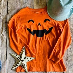 Carter's Halloween Shirt size 8